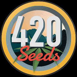 420 Seeds logo